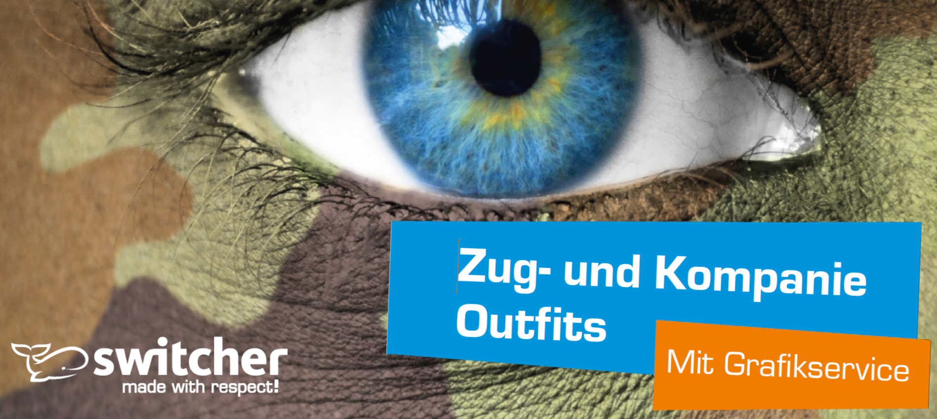 Zug und Kompanie Outfits made by werk5