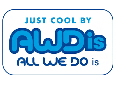 Logo Justcoolby AWDis