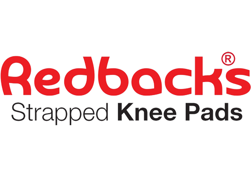 Logo Redbacks Kneepads