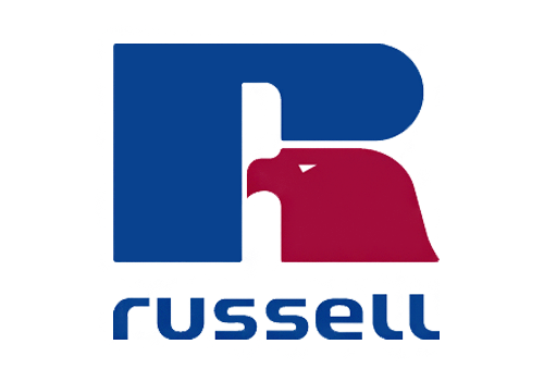 Logo Russell Athletics