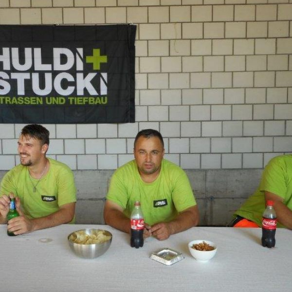 Teamimpression Huldi Stucki